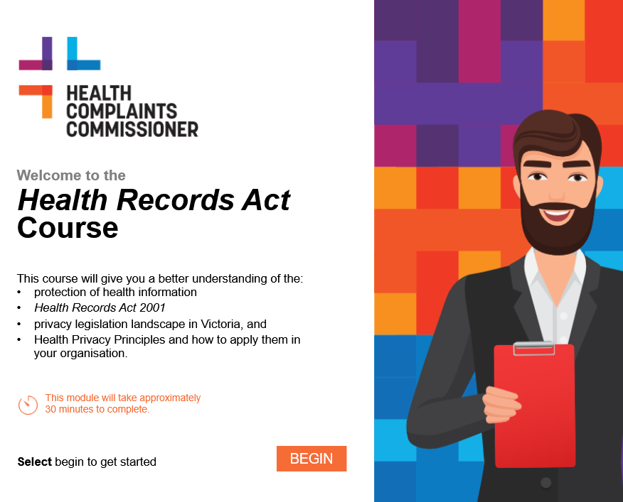 Health Records Act